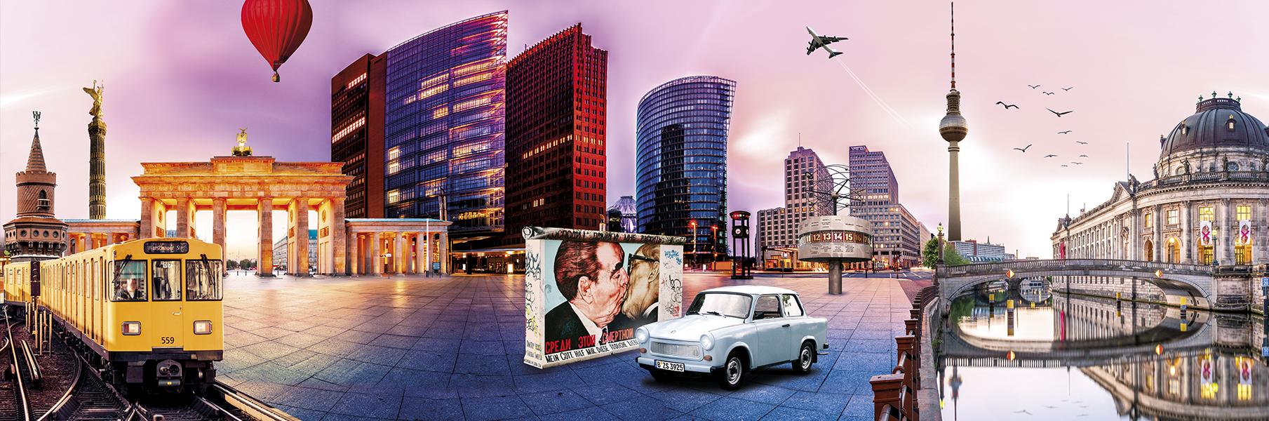 Berlin Bild Composion