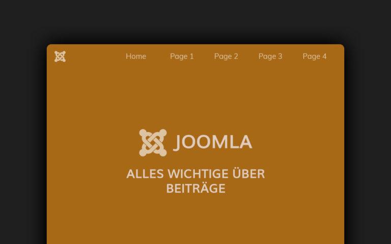 Joomla Beiträge | mr-agent.de