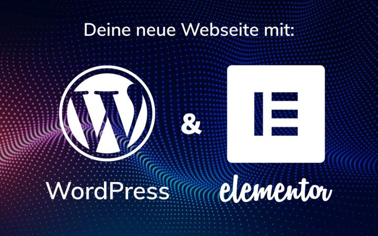 Wordpress und Elementor | Design Agent