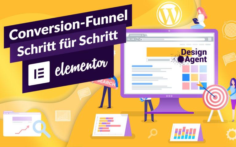 Conversion Funnel Elementor