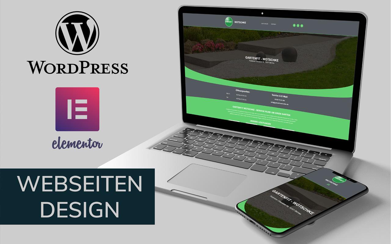 Webseite: Gartenfit-Wotschke.de